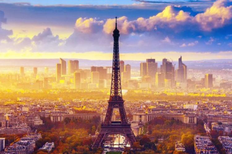 La torre Eiffel - Paris