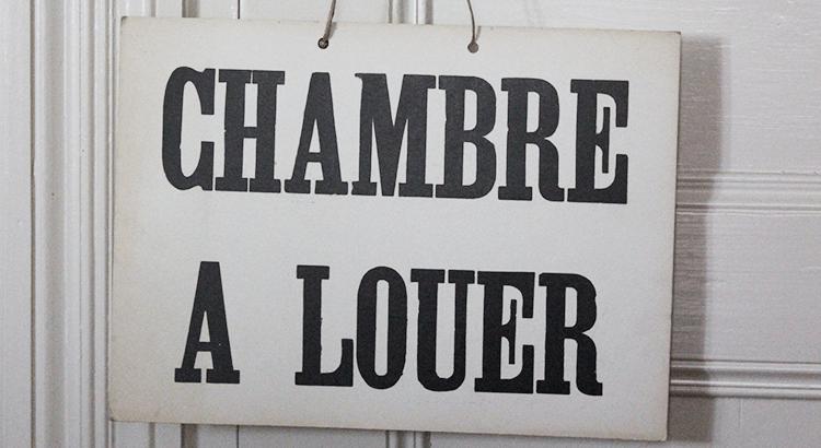 Buscar alojamiento en Francia