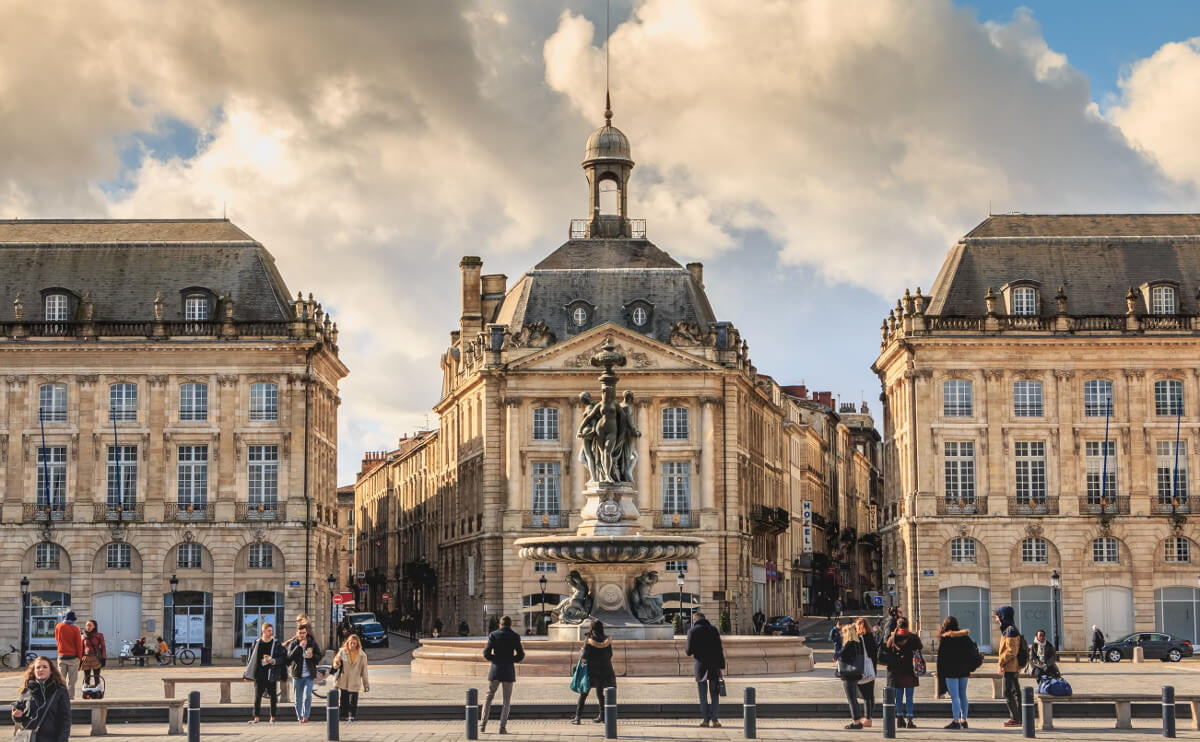 Aprender francés en Burdeos