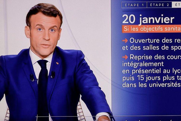 Desconfinamiento en Francia