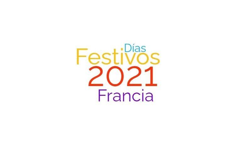 Dias festivos Francia 2021