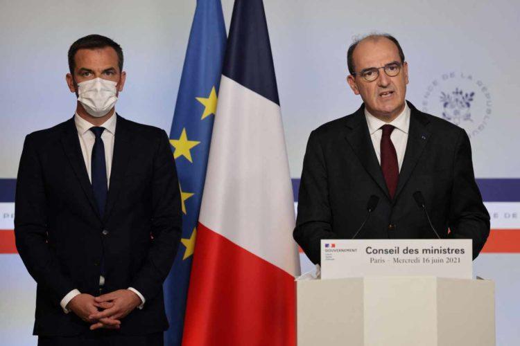 Fin del toque de queda en Francia